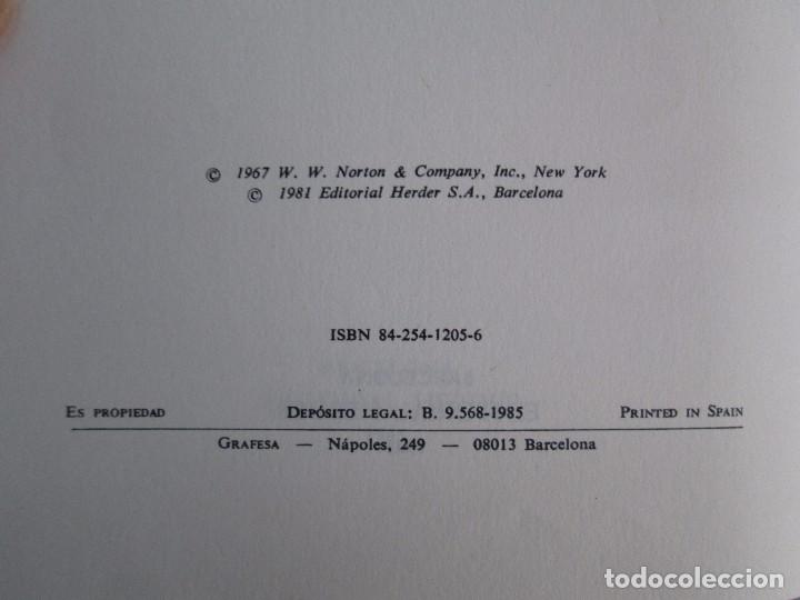 Libros de segunda mano: PAUL WATZLAWICK. BIBLIOTECA DE PSICOLOGIA. TOMO 35,69,100,174. EDITORIAL HERDER. VER FOTOGRAFIAS - Foto 26 - 103817435