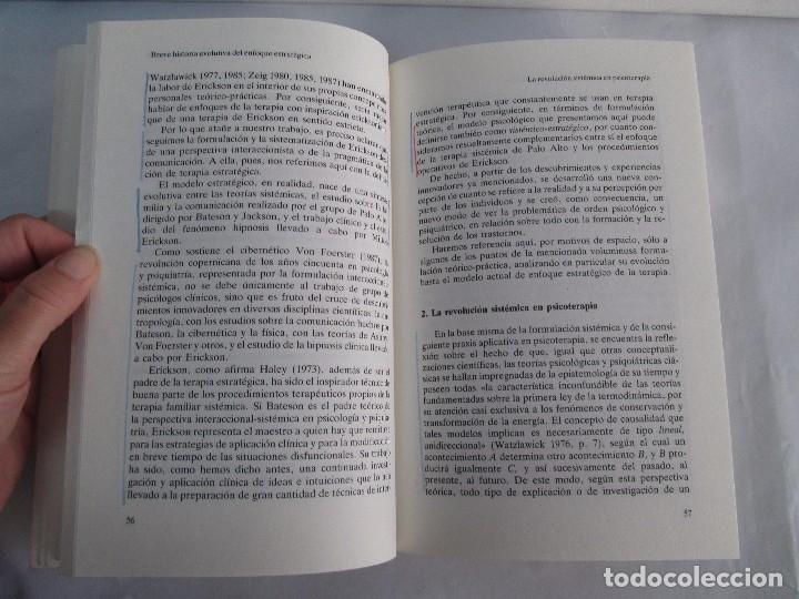Libros de segunda mano: PAUL WATZLAWICK. BIBLIOTECA DE PSICOLOGIA. TOMO 35,69,100,174. EDITORIAL HERDER. VER FOTOGRAFIAS - Foto 41 - 103817435