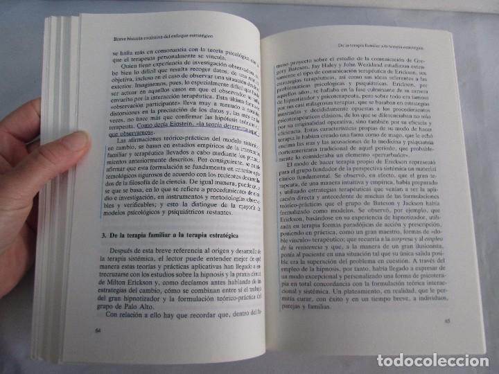 Libros de segunda mano: PAUL WATZLAWICK. BIBLIOTECA DE PSICOLOGIA. TOMO 35,69,100,174. EDITORIAL HERDER. VER FOTOGRAFIAS - Foto 42 - 103817435
