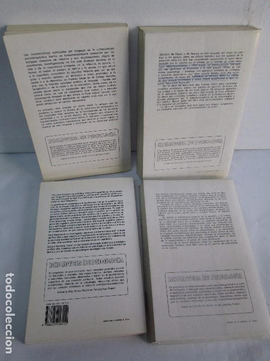Libros de segunda mano: PAUL WATZLAWICK. BIBLIOTECA DE PSICOLOGIA. TOMO 35,69,100,174. EDITORIAL HERDER. VER FOTOGRAFIAS - Foto 46 - 103817435