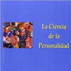 Libros de segunda mano: LA CIENCIA DE LA PERSONALIDAD - LAWRENCE A. PERVIN. Lote 104385411