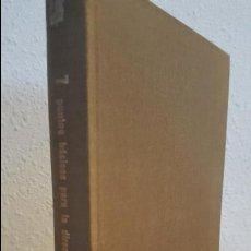Libros de segunda mano: 7 PUNTOS BASICOS PARA LA DIRECCION DE VENDEDORES.1971.ED.SAGITARIO. Lote 107285471