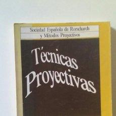 Libros de segunda mano: TECNICAS PROYECTIVAS 1 - VVAA. Lote 110247347