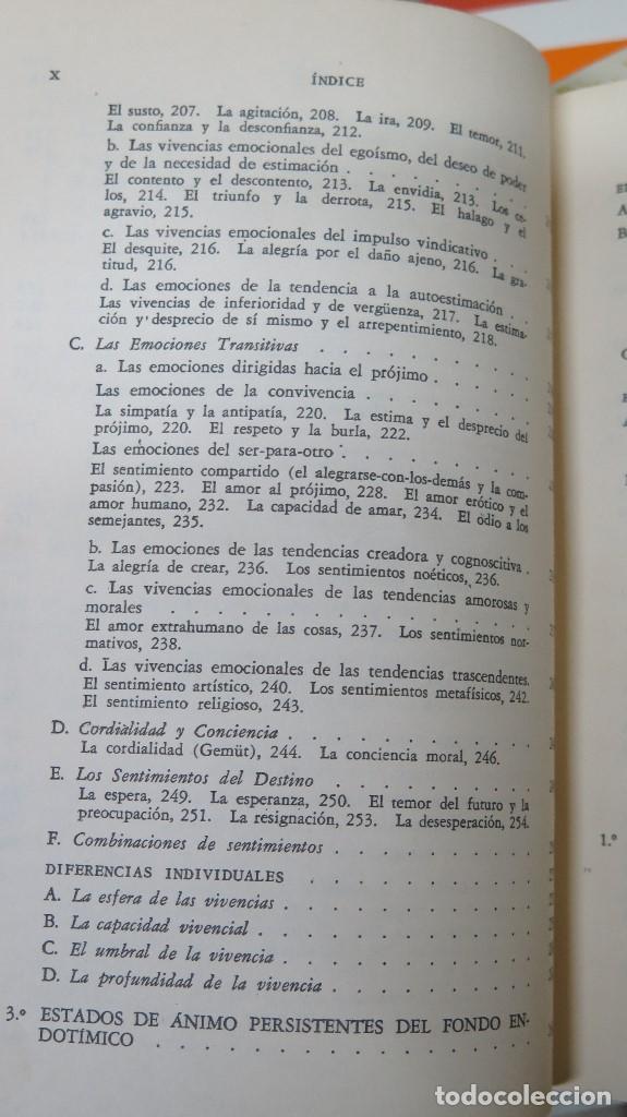 Libros de segunda mano: LA ESTRUCTURA DE LA PERSONALIDAD. LERSCH - Foto 5 - 112446327