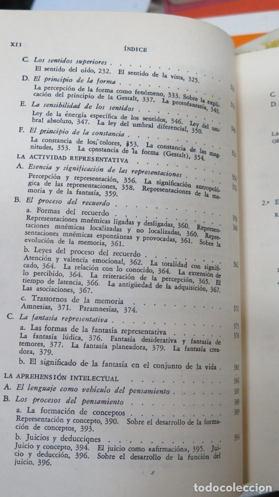 Libros de segunda mano: LA ESTRUCTURA DE LA PERSONALIDAD. LERSCH - Foto 7 - 112446327