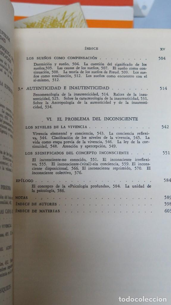 Libros de segunda mano: LA ESTRUCTURA DE LA PERSONALIDAD. LERSCH - Foto 10 - 112446327