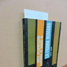 Libros de segunda mano: NUEVA INTERPRETACIÓN PSICOLÓGICA DE DIBUJOS DE LA FIGURA HUMANA. CALIGOR, LEOPOLDO. COL. BIBLIOTECA . Lote 112973527