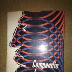 Libros de segunda mano: COMPENDIO DE CARACTEROLOGIA (PAUL GRIEGER). Lote 113725482