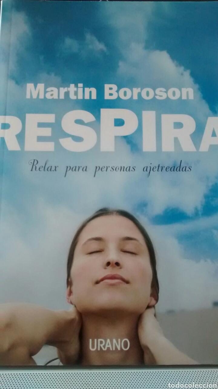 RESPIRA DE MARTIN BOROSON (URANO) (Libros de Segunda Mano - Pensamiento - Psicología)