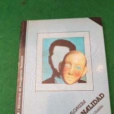 Libros de segunda mano: LA PERSONALIDAD - EL RETORNO DE UNA ILUSIÓN - VICENTE PALOMERA. Lote 117135991