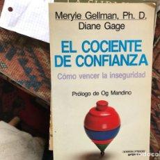 Libros de segunda mano: EL COCIENTE DE CONFIANZA. MERYLE GELLMAN. Lote 117658543