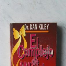 Libros de segunda mano: EL COMPLEJO DE WENDY DR. DAN KILEY. Lote 117871239