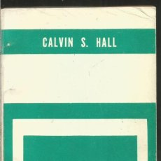 Libros de segunda mano: CALVIN S. HALL. COMPENDIO DE PSICOLOGIA FREUDIANA. PAIDOS. Lote 118644643
