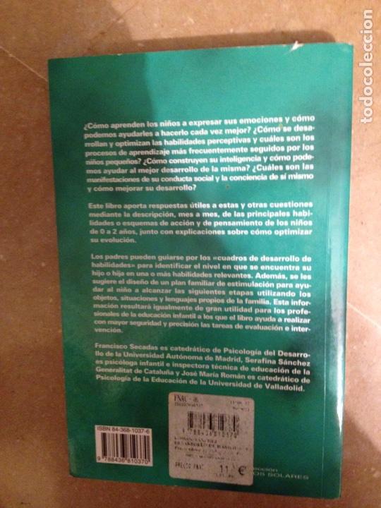 Libros de segunda mano: Desarrollo de habilidades en niños pequeños (VV. AA.) Pirámide - Foto 11 - 119144575