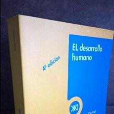 Libros de segunda mano: EL DESARROLLO HUMANO, JUAN DELVAL. Lote 120025487