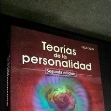 Libros de segunda mano: TEORIAS DE LA PERSONALIDAD. JAMES FADIMAN Y ROBERT FRAGER. OXFORD UNIVERSITY PRESS 2001. . Lote 120512639