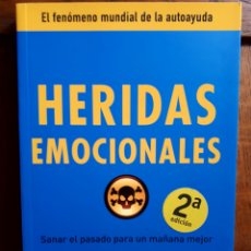 Libros de segunda mano - HERIDAS EMOCIONALES - Bernardo Stamateas - 120529095