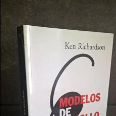 Libros de segunda mano: MODELOS DE DESARROLLO COGNITIVO (ALIANZA ENSAYO) KEN RICHARDSON. Lote 120678351