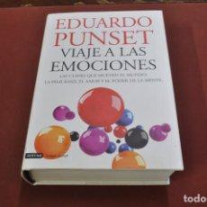 Livros em segunda mão: VIAJE A LAS EMOCIONES - EDUARDO PUNSET - APB. Lote 122179255