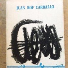 Libros de segunda mano: FRONTERAS VIVAS DEL PSICOANÁLISIS. JUAN ROF CARBALLO.. Lote 122770159