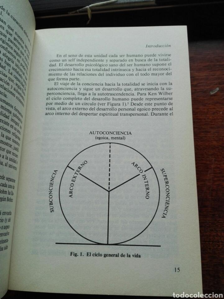 Libros de segunda mano: El arco interno. Francés Vaughan. Psicoterapia. Ed. Kairós. 1 edición. castellano 1991. - Foto 5 - 123353046