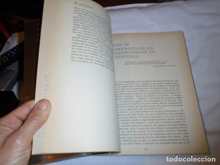 Libros de segunda mano: EL APRENDIZAJE Y LA MEMORIA.DONALD A.NORMAN.ALIANZA PSICOLOGIA.MADRID 1985 - Foto 5 - 124660287