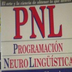 Second hand books - PNL. Programación Neurolingüística (Madrid, 1998) - 126387447