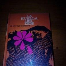 Libros de segunda mano: LA HUELLA DEL DIOS. M. VAN DER MEERSCH. EST23B4. Lote 126926355