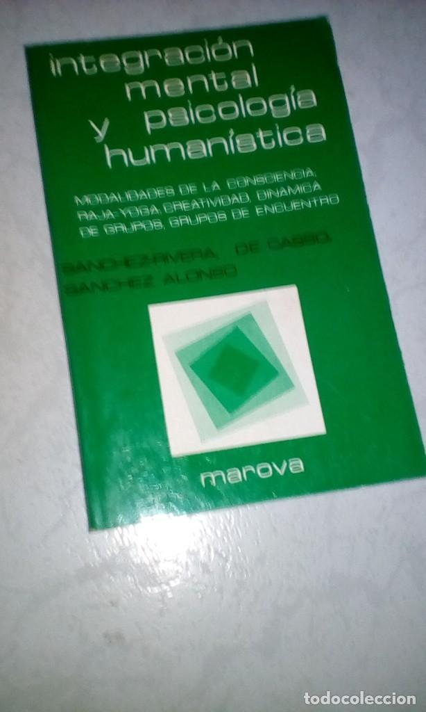 Libros de segunda mano: INTEGRACIÓN CORPORAL Y PSICOLOGÍA HUMANÍSTICA 4 tomos - Foto 3 - 127002031