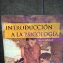 Libros de segunda mano: BENJAMIN B. LAHEY. INTRODUCCION A LA PSICOLOGIA. MC GRAW HILL 1999. . Lote 127848147