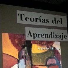 Libros de segunda mano: TEORIAS DEL APRENDIZAJE. DALE H. SCHUNK. PRENTICE HALL 1997. . Lote 127923331