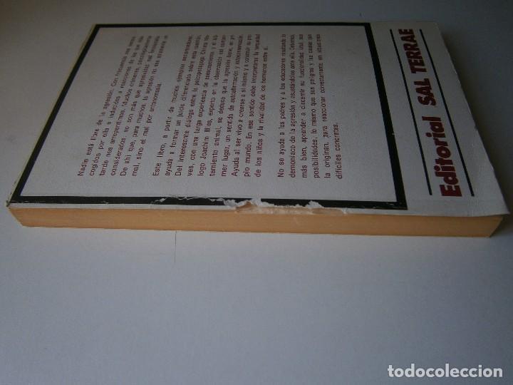 Libros de segunda mano: LA AGRESIVIDAD NECESARIA Christa Meves Joachim Illies - Foto 5 - 128393547