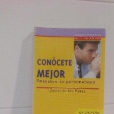 Libros de segunda mano: CONOCETE MEJOR DESCUBRE TU PERSONALIDAD. Lote 129421435