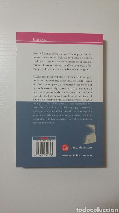 Libros de segunda mano: Por qué somos como somos. Eduardo Punset. 2010 - Foto 2 - 130072166