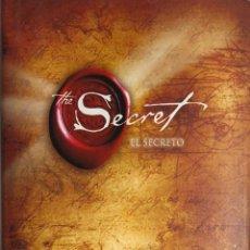 Libros de segunda mano: RHONDA BYRNE. EL SECRETO. MADRID, 2007.. Lote 132030066