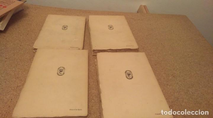 Libros de segunda mano: Hans von hentig , estudios de psocologia criminal 4 tomos - Foto 2 - 132044146