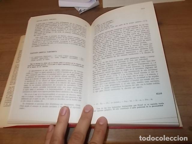 Libros de segunda mano: DICCIONARIO DE PSICOANÁLISIS. J. LAPLANCHE - J.B. PONTALIS. EDITORIAL LABOR. SEGUNDA EDICIÓN 1974. - Foto 5 - 132123778