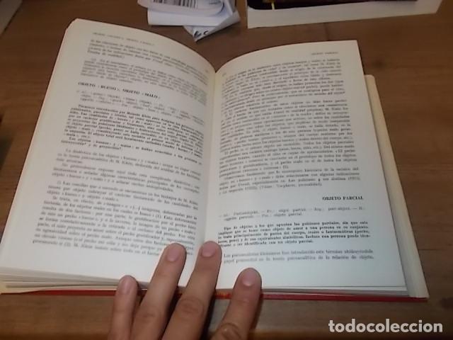 Libros de segunda mano: DICCIONARIO DE PSICOANÁLISIS. J. LAPLANCHE - J.B. PONTALIS. EDITORIAL LABOR. SEGUNDA EDICIÓN 1974. - Foto 6 - 132123778