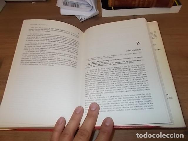 Libros de segunda mano: DICCIONARIO DE PSICOANÁLISIS. J. LAPLANCHE - J.B. PONTALIS. EDITORIAL LABOR. SEGUNDA EDICIÓN 1974. - Foto 7 - 132123778