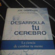 Second hand books - Joe Dispenza, desarrolla tu cerebro - 134362882