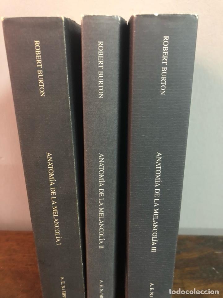 anatomía de la melancolía por robert burton en - Comprar Libros de ...