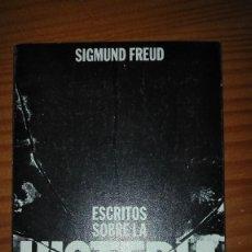 Libros de segunda mano: ESCRITOS SOBRE LA HISTERIA SIGMUND FREUD ALIANZA EDITORIAL 1974. Lote 135682731