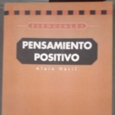 Libros de segunda mano: PENSAMIENTO POSITIVO - ALAIN HÉRIL. Lote 136004614