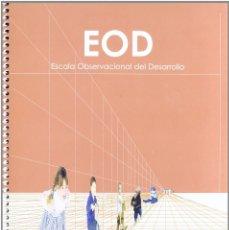 Libros de segunda mano: ESCALA OBSERVACIONAL DEL DESARROLLO - SECADAS, FRANCISCO. Lote 54175198
