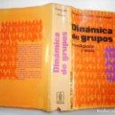 Libros de segunda mano: DORWIN CARTWRIGHT, ALVIN ZANDER DINÁMICA DE GRUPOS.INVESTIGACIÓN Y TEORÍA Y90840 . Lote 138759154