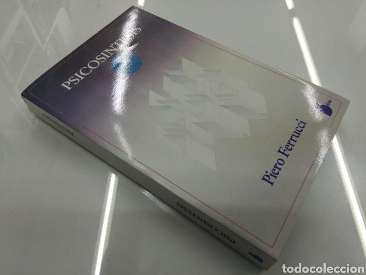 Libros de segunda mano: PSICOSINTESIS DR. PIERO FERRUCCI SIRIO EDITORIAL CRECIMIENTO ESPIRITUAL - Foto 2 - 139568229