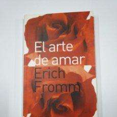 Libros de segunda mano: EL ARTE DE AMAR. - ERICH FROMM. EDITORIAL PAIDOS CONTEXTOS. TDK65. Lote 139885966