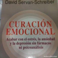 Libros de segunda mano - Curación emocional David Servan-Schreiber - 140010930