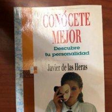 Libros de segunda mano: CONÓCETE MEJOR. DESCUBRE TU PERSONALIDAD.. Lote 140973046
