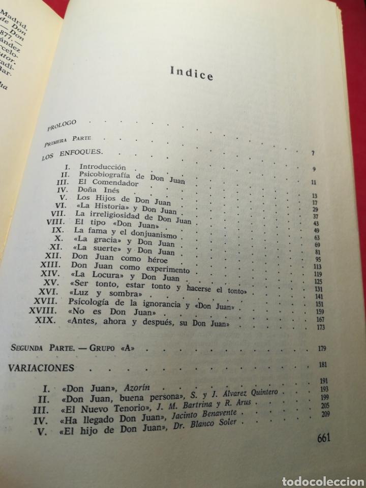 Libros de segunda mano: Psicología de Don Juan, practica del enamoramiento-Portabella Durán-Zeus, 1965-Firmado por el autor - Foto 6 - 140985016
